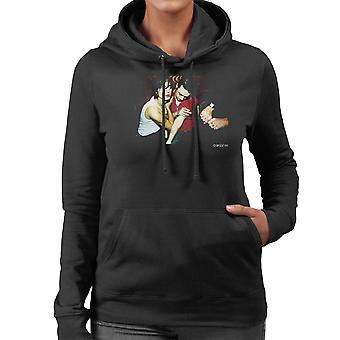 Okładka albumu Libertines Damska bluza z kapturem