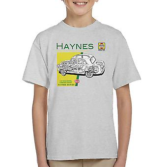 Haynes Owners Workshop Manual 0069 Ford Prefect Kid's T-Shirt