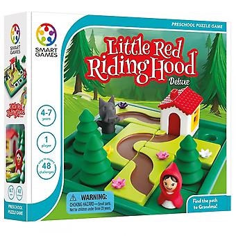 Puce jeux Little Red Riding Hood Deluxe Puzzle jeu