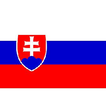 Slovakia Flag 5ft x 3ft with eyelets for hanging