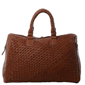 Ashwood Si 879 Tan Handbag