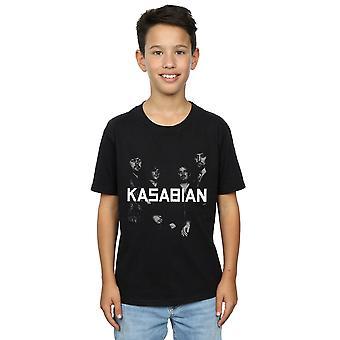 Kasabian drenge Groupie Foto T-Shirt