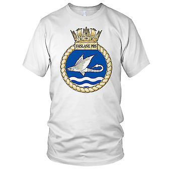 Royal Navy Faslane PBS Kids T Shirt