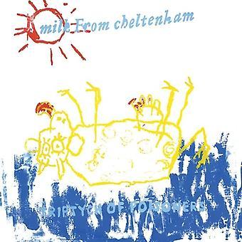 Mælk fra Cheltenham - treenighed af forpester [Vinyl] USA import