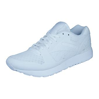 Reebok Classic GL 6000 HM Mens Trainers / Shoes - White