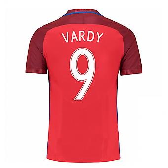 2016-17 Angleterre maillot (Vardy 9) - Kids