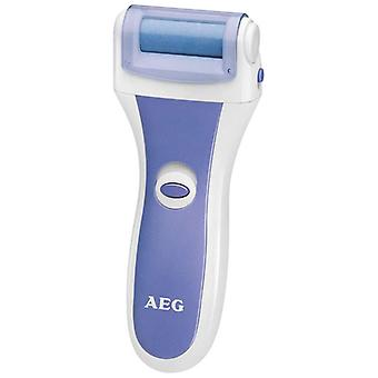 AEG MÃ machine to remove calluses and corns in the Pia © s PHE 5642 blue!