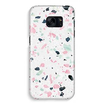 Samsung S7 Full Print Case - Terrazzo N ° 3
