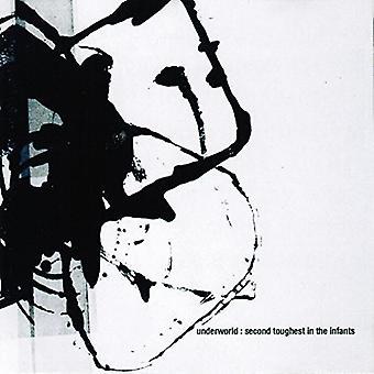 Underworld - segundo Toughest en niños [CD] USA importar