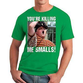 Sand drab Catcher mænds Kelly Grøn T-shirt