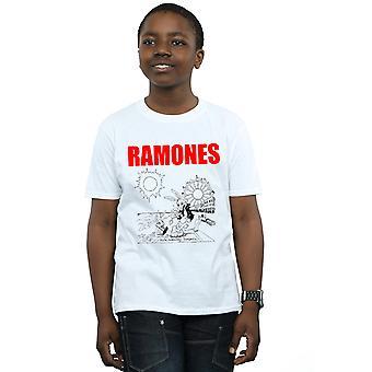 Ramones Boys Rockaway Beach T-Shirt