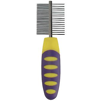 Ica Comb Double Function 12Cm Rodent