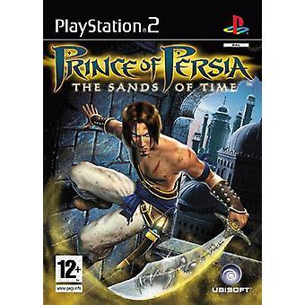 Prince of Persia The Sands of Time (PS2)