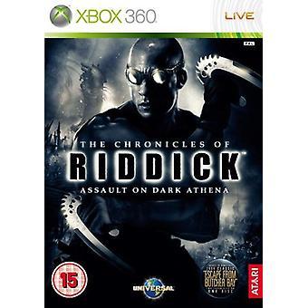 The Chronicles of Riddick Assault on Dark Athena (Xbox 360)