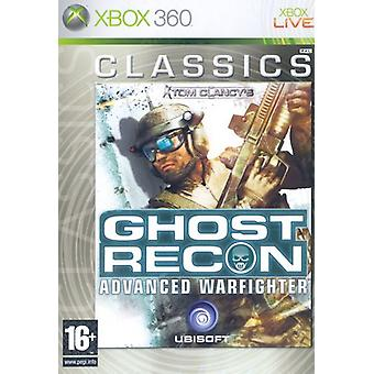 Tom Clancys Ghost Recon Advanced Warfighter (Xbox 360)