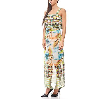 Summer Maxi dress short size colorful B.C.. best connections