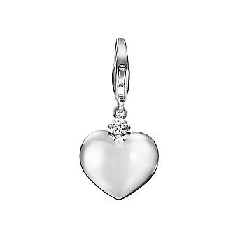 ESPRIT pendant of charms silver of cubic zirconia shades of love ESCH91389A000