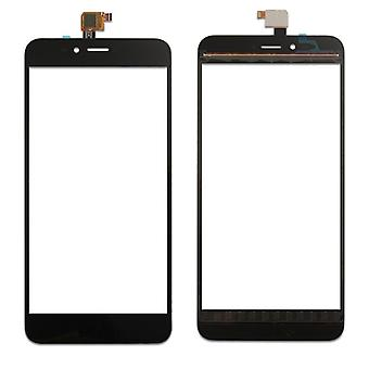 Display touch screen digitizer black-to WIKO Upulse Lite replacement part