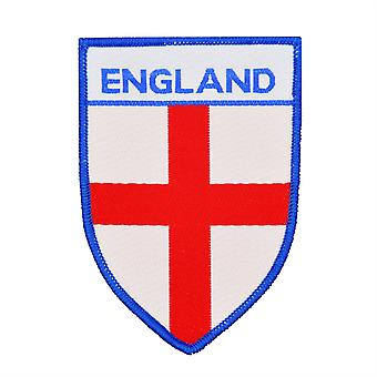 England Woven Patch