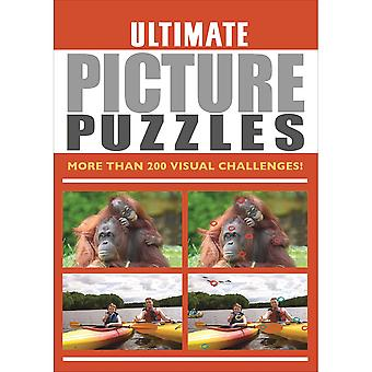 Thunder Bay Press Books-Ultimate Picture Puzzle