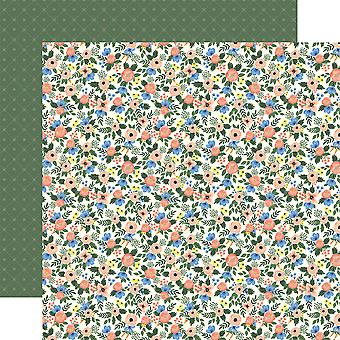 Flora No. 2 Double-Sided Cardstock 12
