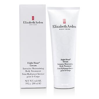 Elizabeth Arden Eight Hour crème hydratante Intensive massage 200ml / 6.8 oz