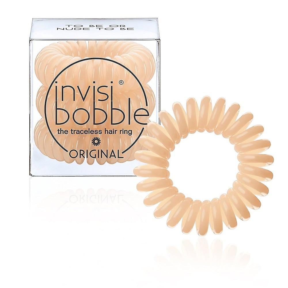 Hair Or RingTo Be Invisibobble Original Nude 6gb7yvYf