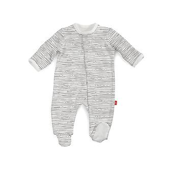 Magnificent Baby Magnetic Me™ Organic Cotton Footie