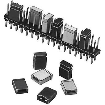 Shorting jumper Contact spacing: 2.54 mm Pins per row:2 W & P Products 165-101-10-00 Content: 1 pc(s)
