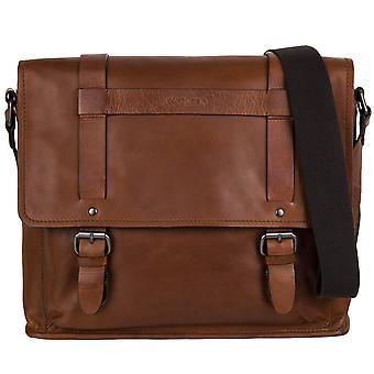 Strellson Harper leather of Messenger shoulder bag 4010001705-700