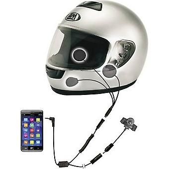 Albrecht SHS 300i 41935 Headset with microphone Suitable for Full-face helmet