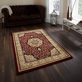 Rugs -Heritage - Red 4400
