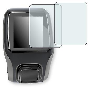 TomTom adventurer display protector - Golebo crystal clear protection film