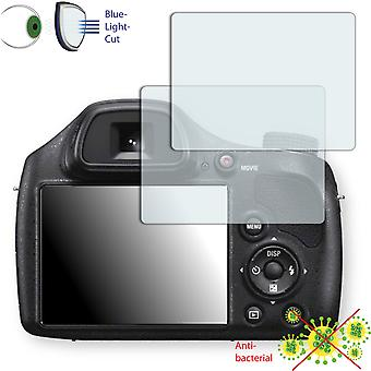 Sony DSC-H400 display protector - Disagu ClearScreen protector
