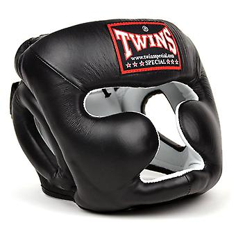 Twins Special Sparring Head Guard - Black