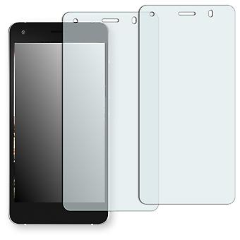 Archos 50f helium screen protector - Golebo crystal clear protection film