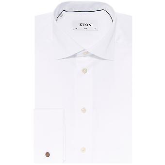 Eton Slim Fit Solid Shirt