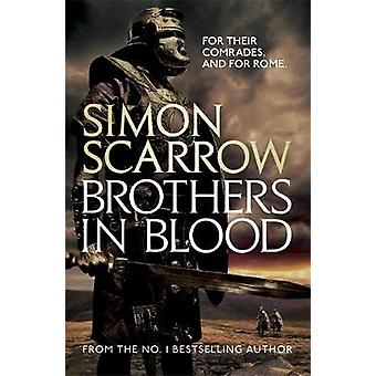 Brothers in Blood av Simon Scarrow - 9780755393961 bok