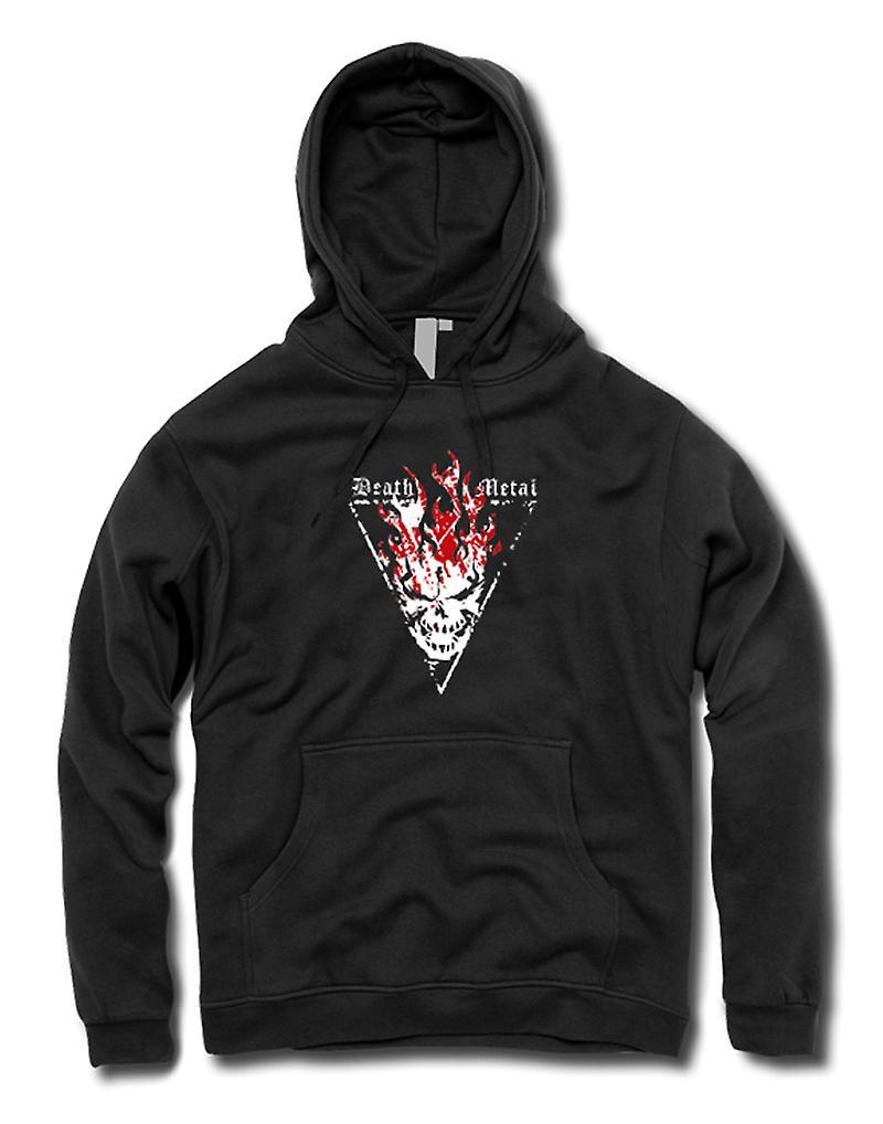 Kinder-Kapuzenshirt - Death Metal - Thrash Teufel Gothic
