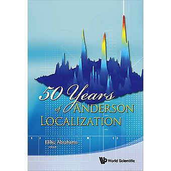 50 anos de localização de Anderson por Elihu Abrahams - 9789814299077 B