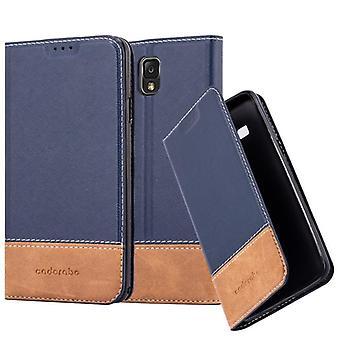 Cadorabo tilfældet for Samsung Galaxy NOTE 3 sag Cover-telefon tilfældet med magnetisk lukning, stativ funktion og kort case rum-sag Cover sag case sag bog folde stil