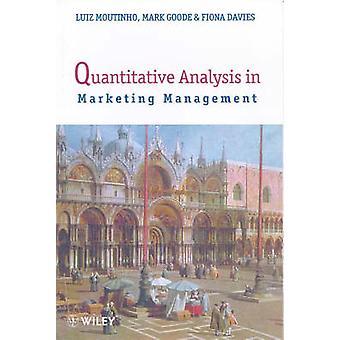 Quantitative Analysis in Marketing Management - Concepts and Technique