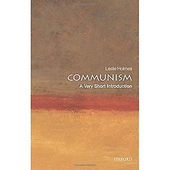 Komunizm: Bardzo krótkie wprowadzenie (bardzo krótkie wprowadzenie)