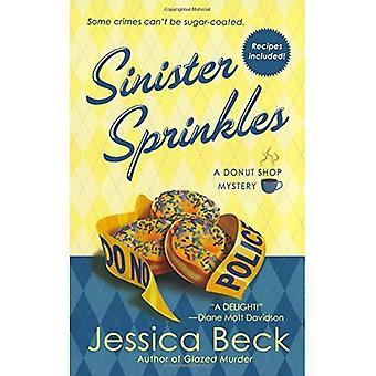 Sinister Sprinkles (Donut Shop Mysteries (Paperback))