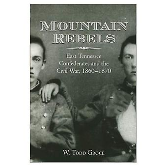 Mountain Rebels: East Tennessee Confederates 1860-1870