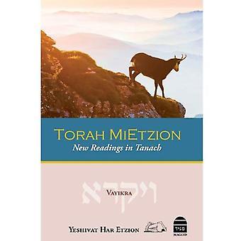 Torah MiEtzion: Vayikra (Hrjp)