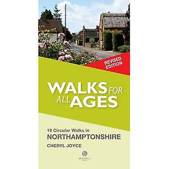 Walks for All Ages Northamptonshire: 19 Circular Walks
