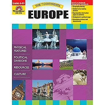 Europa (7 kontinenter)