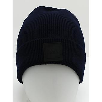 Boss Casual Foxx Hat - Dark Blue