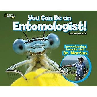 Kann man ein Entomologe: Untersuchung von Insekten